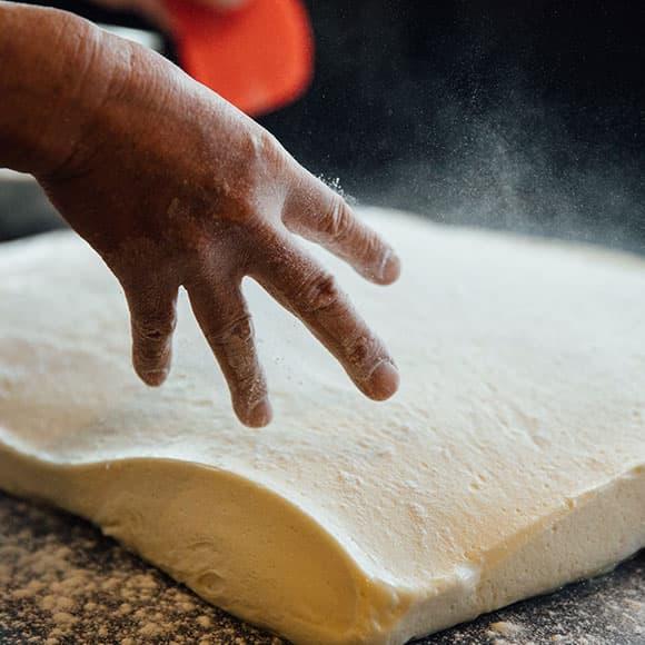 しっとりとみずみずしいパン
