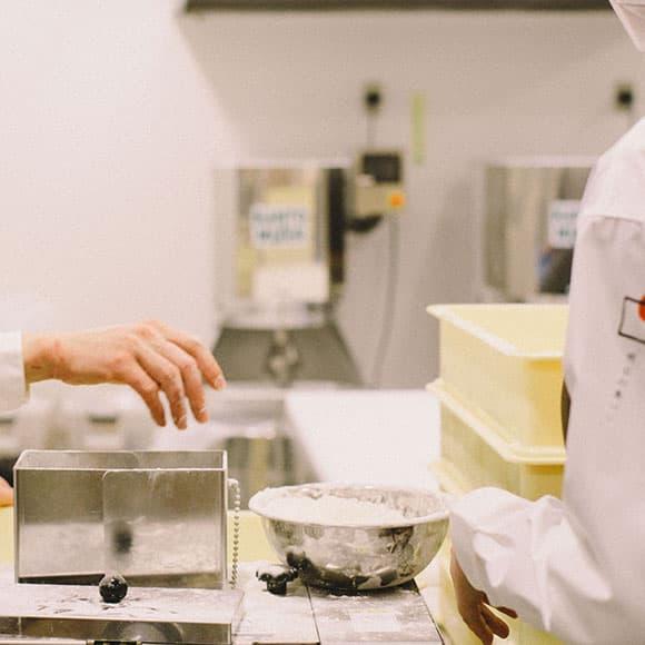 パンづくりの基本は科学的な発酵管理